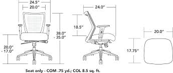 office chair drawing. Brilliant Chair Thomasville Office Chair Costco Via Seating Run Mesh Mid  Back Task To Conference   In Office Chair Drawing