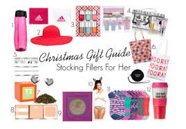 CHRISTMAS GIFT GUIDE FOR HER STOCKING STUFFERS  More Than AdoredChristmas Gifts For Her 2014