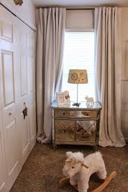 Pottery Barn Bedroom Curtains Tiffanyd Nursery Progress Curtains Crib And Some Accessories