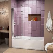 delighted bathtub shower doors home depot sliding glass framelesssliding