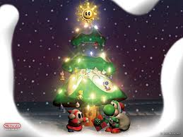 Amazoncom Super Mario Brothers Mario Kart Set Of 5 Holiday Super Mario Christmas Tree