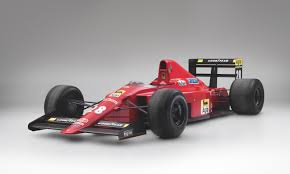 While i am going to make check out the classifieds section of autosport magazine. Ferrari 640 F1 89 For
