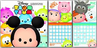 tsum-tsum-2017-calendar