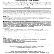 Maintenance Manager Resume Best Of Valid Maintenance Supervisor