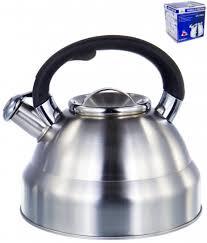 """<b>Чайник</b> со свистком <b>Guterwahl</b> """"<b>Sweet</b> Home"""", металлический ..."""