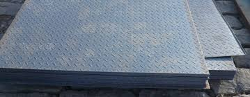 Checkered Plate Supplier Exporter China Checkered Plate