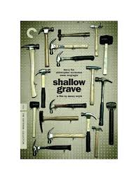 Image result for shallow grave film poster