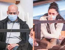 ASSISEN LIVE. Levenslange opsluiting voor Ashley Van De Velde en Marc Laudet,  evenals terbeschikkingstelling van 15 jaar | Foto