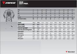 Dainese Race Suit Size Chart Dainese Pants Size Chart Best Picture Of Chart Anyimage Org