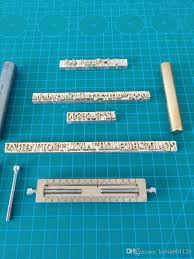 2019 handmade leather crafttools solid brass alphabet stamp sets from kevin901120 2 02 dhgate com