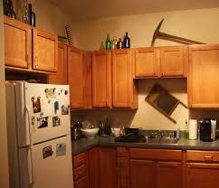 Kitchen Cabinet Top Ideas Photo   8 .