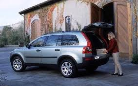 2003 volvo xc90 interior. 2003 volvo xc90 awd 4dr suv xc90 interior