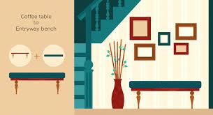 furniture multifunction. Entry Way Bench Furniture Multifunction