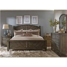 country modern furniture. Liberty Furniture Modern Country King Bedroom Group