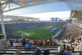 Stubhub Football Seating Chart Stubhub Center The Chargers New Home Will Be Best Place