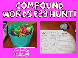 word easter egg compound word easter egg hunt