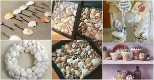 20 Fabulous Beach-Worthy Projects to Create from Seashells - DIY & Crafts