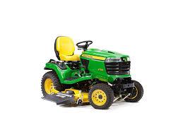 2018 john deere x758 signature series lawn tractor