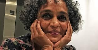 Risultati immagini per Arundhati Roy