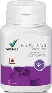 vestige hair skin nails capsules