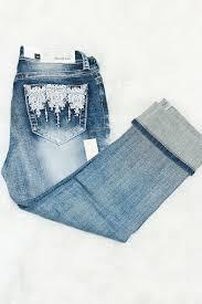 Grace In La Size Chart Grace In L A Frozen Takeover Easy Capri Jeans Capri Jeans