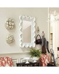 Small Picture Huge Deal on Atoll Rectangular Mirror with Clear Glass Ballard