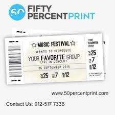 Event Ticket Printing Software 12 Best Event Ticket Printing Ticket Printing Malaysia 50percent