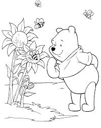 Iejoor Kleurplaat Coloring Pages Winnie The Pooh Animated Images