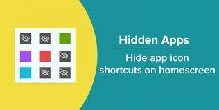 Apps Symbol Hidden Apps Hide App Icon Shortcuts On Homescreen Miui General