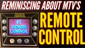 MTV's Remote Control Game Show! - YouTube