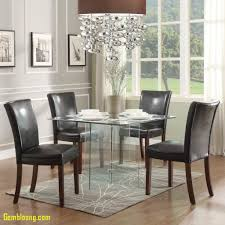 glass dining room table set beautiful dining table with glass top idolza