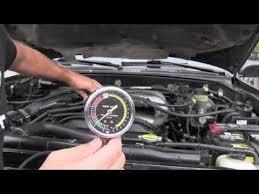 Toyota Engine Intake Manifold Vacuum - YouTube