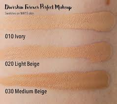 dior diorskin forever perfect makeup fluid foundation spf35 010 ivory 020 light beige 030 um beige