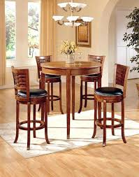 tall pub table tall round bar table creative of round bistro table set round pub table