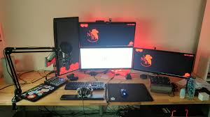 Home office technology Entrepreneur My New Home Setup Result Work From Home Wisdom My New Home Office Setup
