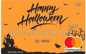 Halloween Gift Cards Halloween Gift Cards Giftcards Com