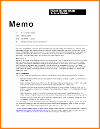 Business Memo 24 Examples Of A Business Memo Emt Resume 1