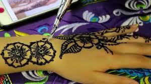 мехенди идеи восточных узоров и рисунков роспись хной по телу менди часть 3 цветы востока