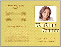 microsoft office funeral program template brown polka dot funeral program template ms word by sammbither on