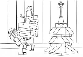 Small Picture Lego Star Wars Clone Christmas coloring page Free Printable