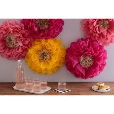 martha stewart crafts pom pom kit poppy flowers