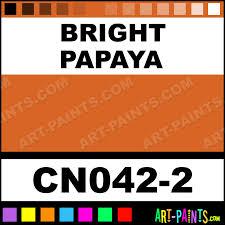 Duncan Concepts Underglaze Color Chart Bright Papaya Concepts Underglaze Ceramic Paints Cn042 2