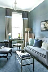 bedroom decorating gray blue living room fur blue