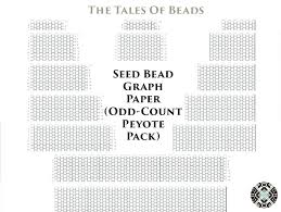 Free Beading Graph Paper Loom Beading Graph Paper