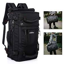 Overmont <b>Hiking Backpack Multifunctional 40L</b> Large Capacity ...