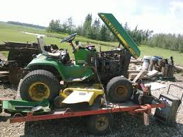 john deere riding mower won t start