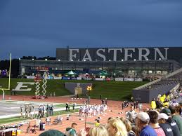Eastern Michigan University Convocation Center Seating Chart Rynearson Stadium Eastern Michigan Eagles Stadium Journey