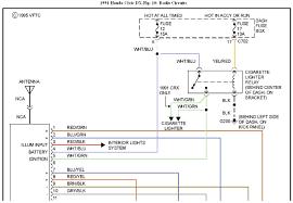 1993 honda civic si radio wiring diagram schematics and beauteous 1995 honda civic wiring diagram at 1993 Honda Wiring Diagram
