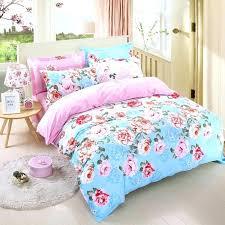pink fl bedding sets image of watercolor fl comforter set pink fl crib bedding set
