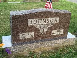 Polly Stephens Johnson (1892-1973) - Find A Grave Memorial